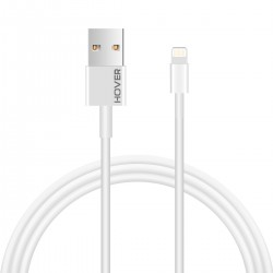 CABLE DATA IPHONE LIGHTNING 2METRES