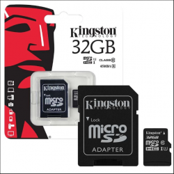 carte memoire kingston 32 GB