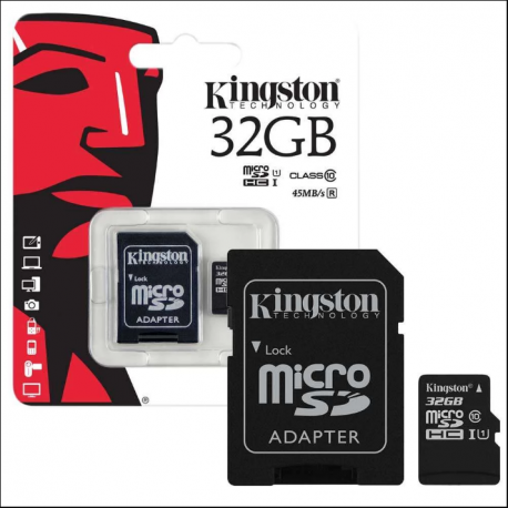 carte memoire kingston 32 GB