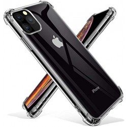 SILICONE IPHONE 11 PRO RENFORCÉE 4 COINS