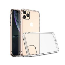 SILICONE IPHONE 11 PRO CLEAR TRANSPARENTE