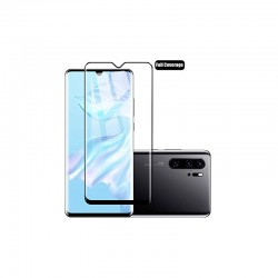 VERRE TREMPÉ HUAWEI P30 COMPLET FULL GLUE