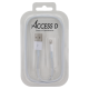 CABLE IPHONE 5/5S/6/6+/7/7+ COMPATIBLE SOUS BLISTER