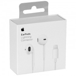 KIT PIETON APPLE EARPODS ORIGINAL CERTIFIÉ IPHONE