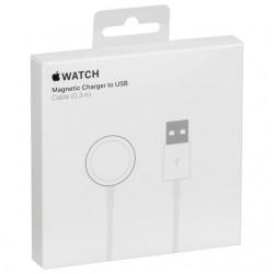 Câble de charge magnétique APPLE WATCH ORIGINAL vers USB‑C