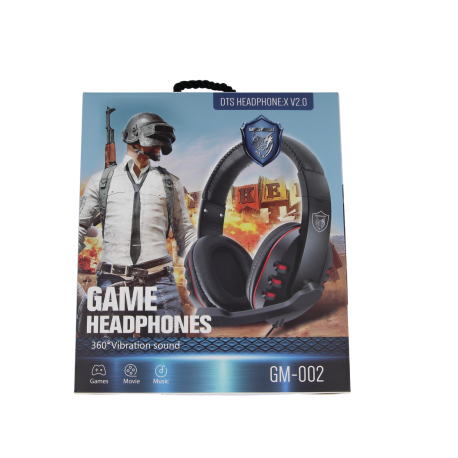 CASQUE GAMER HEADPHONES
