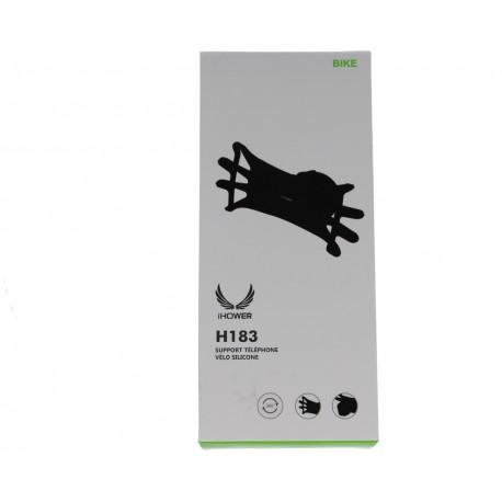 Support téléphone vélo silicone- iHOWER