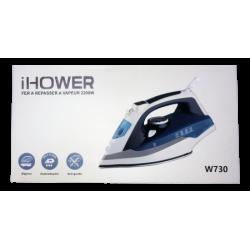 FER À REPASSER À VAPEUR 2200W -iHOWER