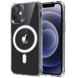 COQUE TRANSPARENTE MagSafe POUR iPhone X / XS