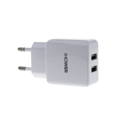 CHARGEUR SECTUER 2.4 AMPÈRE-iHOWER