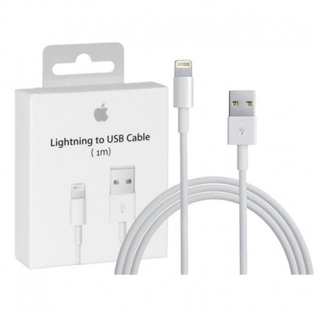 CABLE APPLE LIGHTNING iPhone ORIGINE EN BOITE APPLE