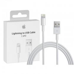 CÂBLE USB-C VERS LIGHTNING APPLE 1M