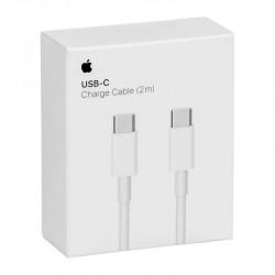 CÂBLE USB-C APPLE 2M