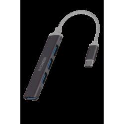 Adaptateur type-C vers USB-A femelle 4 ports-iHOWER