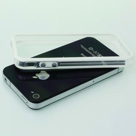 BUMPER IPHONE 5C BLANC