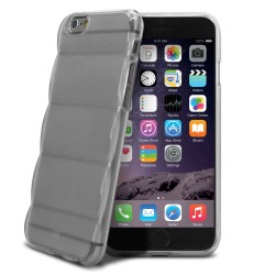 SILICONE MATELASSE TRANSPARENT POUR IPHONE 6+/6S+