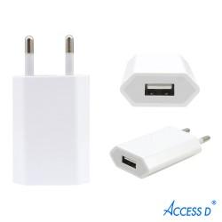 PRISE USB BLANCHE