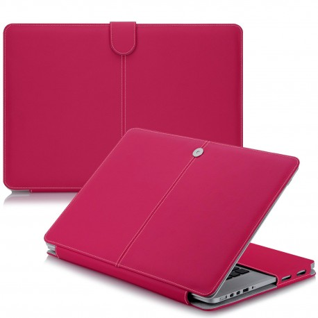 "HOUSSE POUR MACBOOK AIR 13"" FUSCHIA"