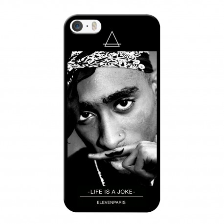 COQUE ELEVEN PARIS IPHONE 4 / 4S 2PAC