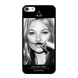 COQUE ELEVEN PARIS IPHONE 4 / 4S KATE MOSS