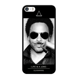 COQUE ELEVEN PARIS IPHONE 4 / 4S LENNY KRAVITZ
