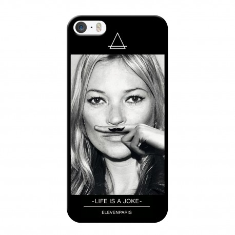 COQUE ELEVEN PARIS IPHONE 5 / 5S KATE MOSS NEW