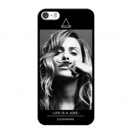COQUE ELEVEN PARIS IPHONE 5 / 5S C CLARA MORGANE