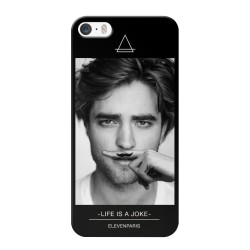 COQUE ELEVEN PARIS IPHONE 5 / 5S ROBERT PATTINSON