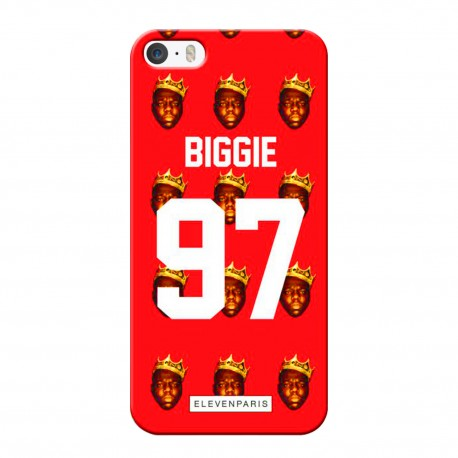 COQUE ELEVEN PARIS POUR IPHONE 5 / 5S BIGGIE