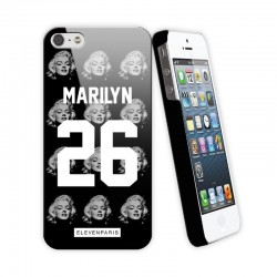 COQUE ELEVEN PARIS IPHONE 5 / 5S MARYLIN