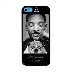 COQUE ELEVEN PARIS IPHONE 5C WILL SMITH