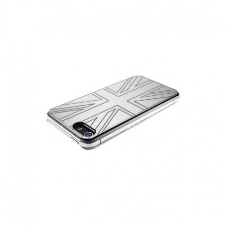 Coque rigide Qdos UK Mirror pour iPhone 5/5S