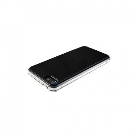Coque Qdos Smoothies Pure noire pour iPhone 5