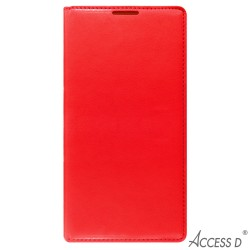 FOLIO IPHONE 5C AUTOMATIQUE ROUGE