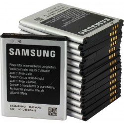 BATTERIE CHAT S3350/C5530 SAMSUNG ORIGINAL EB424255VU