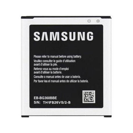 BATTERIE GALAXY CORE PRIME SM-G360P SAMSUNG ORIGINAL EB-BG360CBC