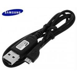 CABLE DATA SAMSUNG MICRO USB NOIR 0.8M APCBU10BBE