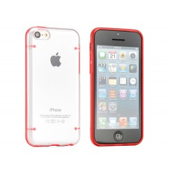 PLEXI ROUGE IPHONE 5C