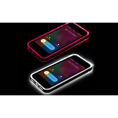 COQUE LED SAMSUNG CORE PRIME ROSE