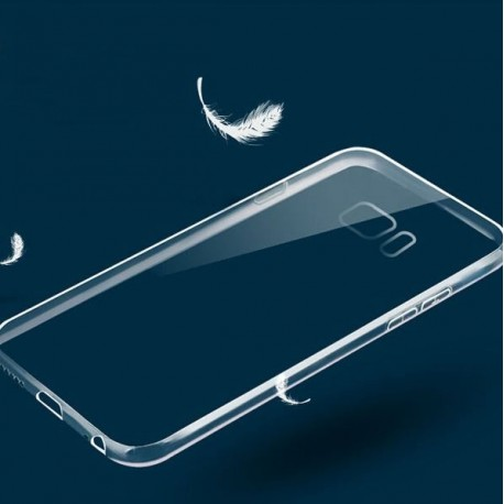 SILICONE SAMSUNG S7 CRISTAL CLEAR TRANSPARENT