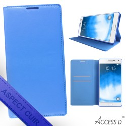 FOLIO POUR SAMSUNG GRAND AUTOMATIQUE BLEU GRAND/NEO/PLUS
