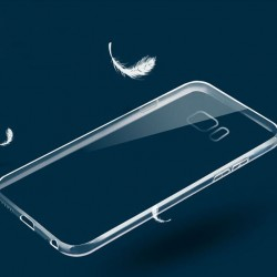 SILICONE HUAWEI P8 LITE CRISTAL CLEAR TRANSPARENT