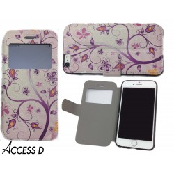 FOLIO IPHONE 5/5S/SE MOTIF CAMOUFLAGE