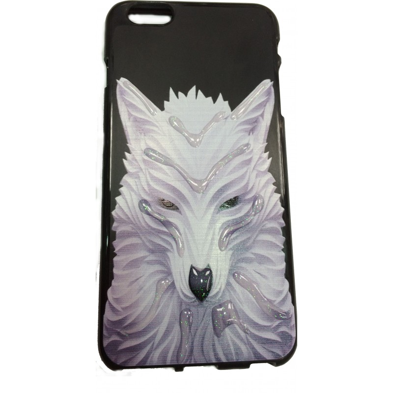 coque iphone 55sse motif ours relief