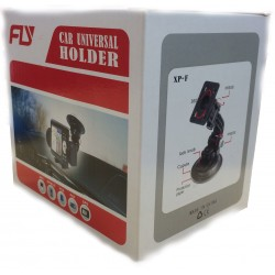 SUPPORT TELEPHONE GPS VOITURE A VENTOUSE