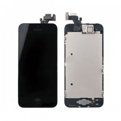 ECRAN TACTILE + LCD IPHONE 5 NOIR