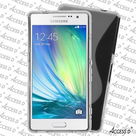 Silicone S transparente pour Samsung J5