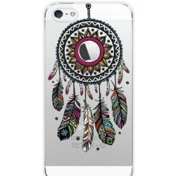 COQUE FANTAISIE SILICONE MOTIF ATTRAPE REVES IP5/5S/5C/SE