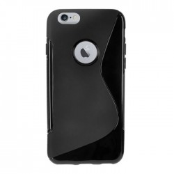 SILICONE S IPHONE 7 NOIR