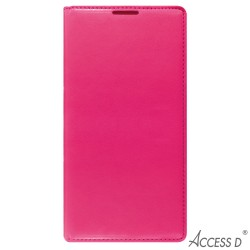 FOLIO IPHONE 5/5S ROSE AUTOMATIQUE